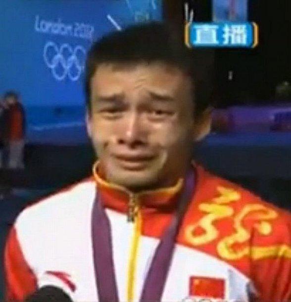 Kinijos sunkiaatletis Wu Jingbiao