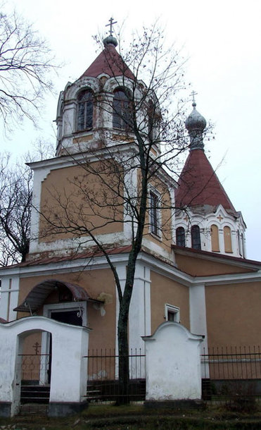 Trakų Švč. Dievo Motinos Gimimo cerkvė