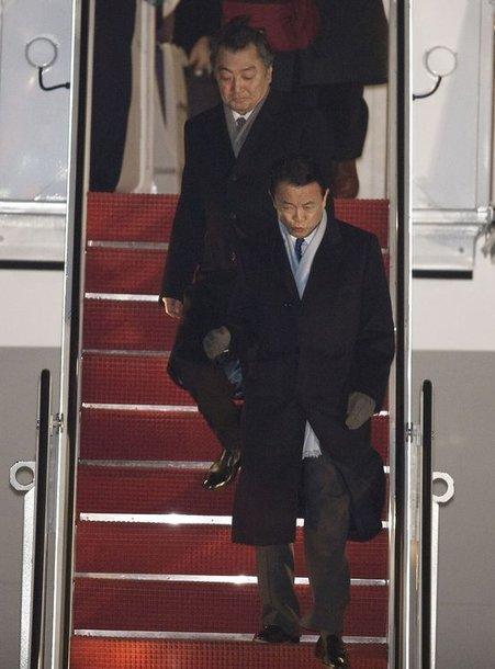 Japonijos premjeras Taro Aso