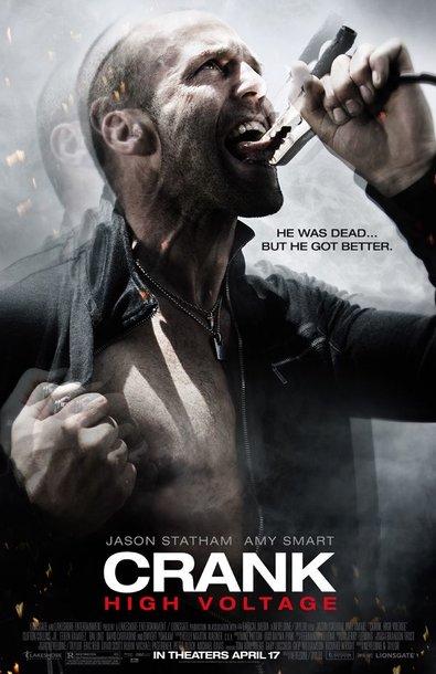 Filmas: Adrenalinas 2