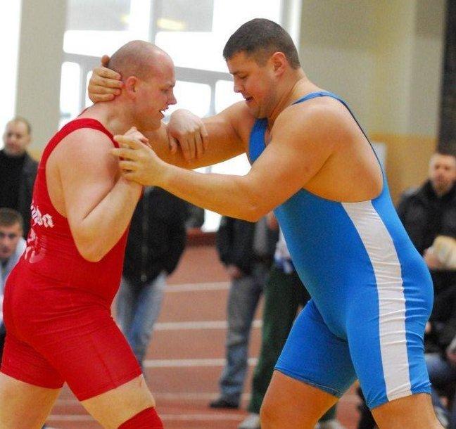 M.Mizgaitis (dešinėje) finale turėjo paplušėti