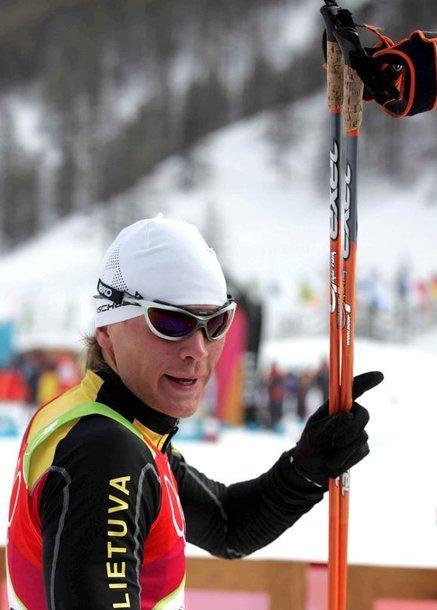 Aleksejus Novoselskis olimpinį krikštą gavo Turine