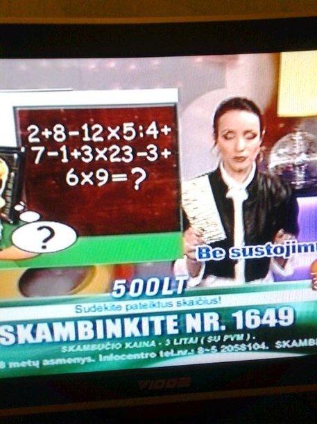 Televizijos laida
