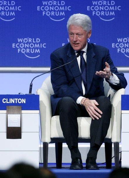 B.Clintonas
