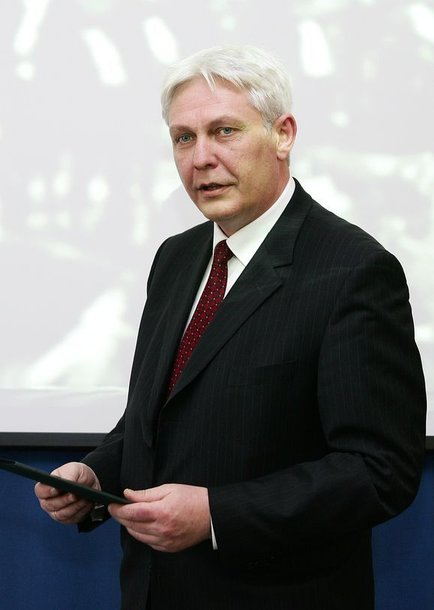 Lietuvos centrinio valstybės archyvo direktorius Dalius Žižys