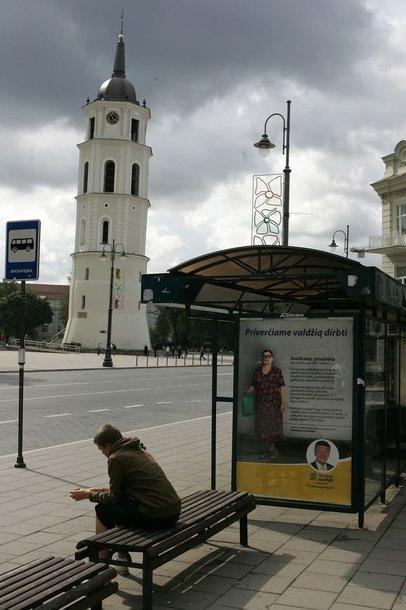 Savivaldybė tikisi, kad įgyvendinus keletą naujovių lauko reklamos srityje, miesto iždą papildys didesnės pajamos, nei planuota.