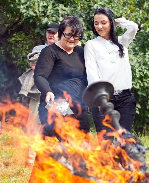 Dalia Ibelhauptaitė ir Laura Zigmantaitė
