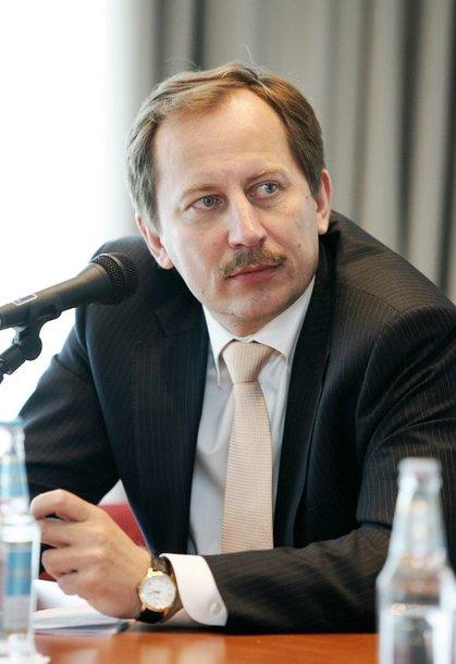 Vyriausybės kancleris Deividas Matulionis