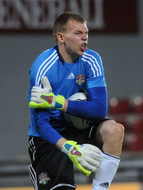 Vytautas Černiauskas patyrė traumą.