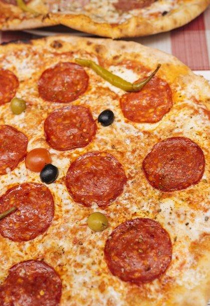 Pica su salamiu