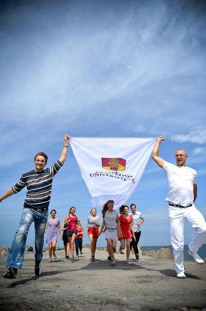 Klaipėdos universitetas šiemet vykdė griežtesnę studentų priėmimo tvarką.