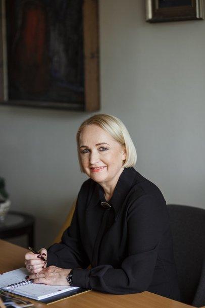 Klaipėdos licėjaus direktorė Regina Kontautienė