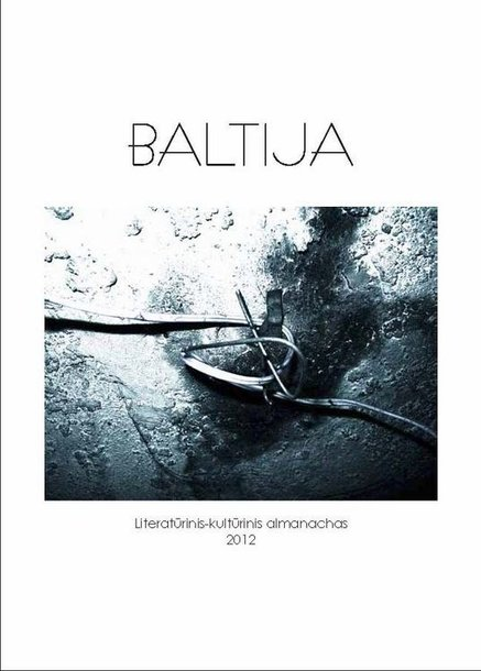 """Naujasis """"Baltijos"""" almanacho viršelis"""