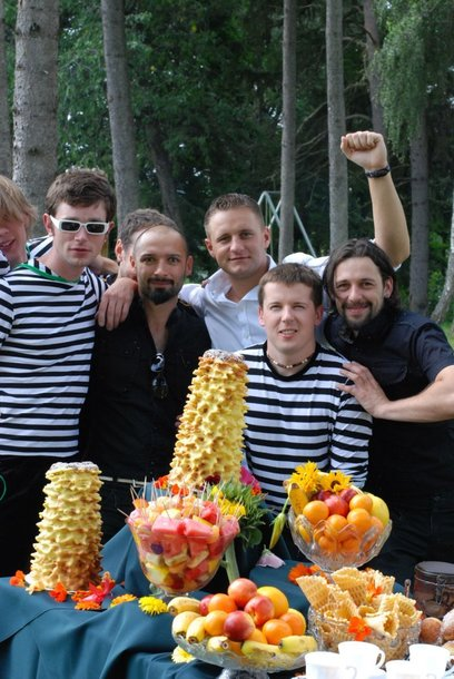 """Foto naujienai: """"InCulto"""" išbandė lietuviškas vaišes"""