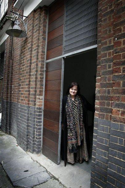 Foto naujienai: Dalios Ibelhauptaitės namai batų fabrike