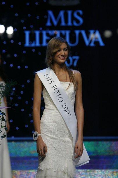 Foto naujienai: Justės Juozapaitytės sėkmė ant podiumo