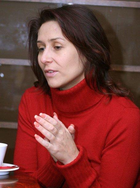 Foto naujienai: Irena Starošaitė: manikiūrą pasidarau pati