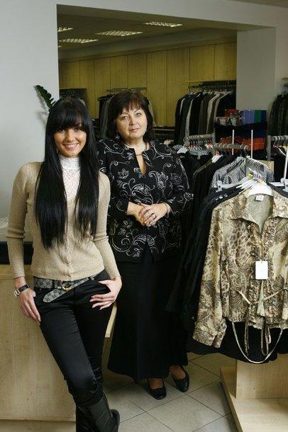 Foto naujienai: Eglė Balčiūnaitė šeimos versle