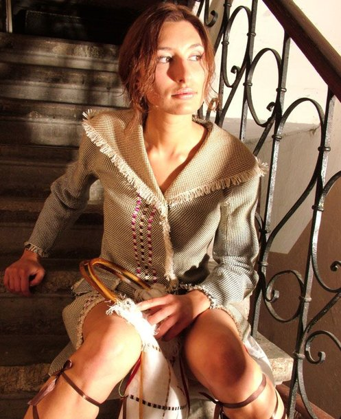 Foto naujienai: Vika Jakienė nebijo būti seksuali