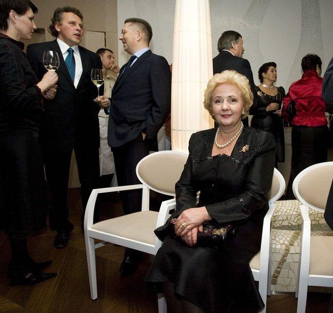 Foto naujienai: Kristina Brazauskienė kalėdiniame renginyje viena?