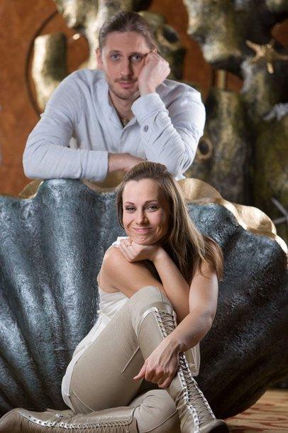 Foto naujienai: Aistė Smilgevičiūtė: šeima – didžiausia vertybė