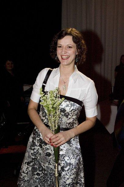 Foto naujienai: Kristina Savickytė-Damanskienė nenorėtų būti tik namų šeimininke