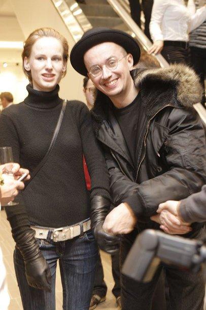 Foto naujienai: Aleksandras Pogrebnojus: jos vardas Salomėja