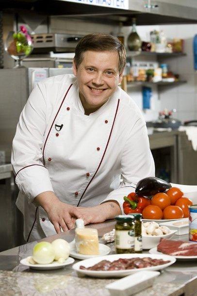 Foto naujienai: Kulinaras Robertas Česnavičius: naujas talentas