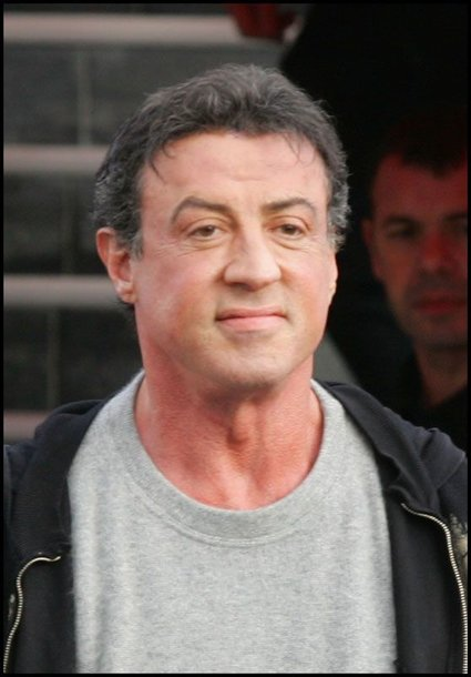 Foto naujienai: Sylvesteris Stallone sudavė Richardui Gere'ui