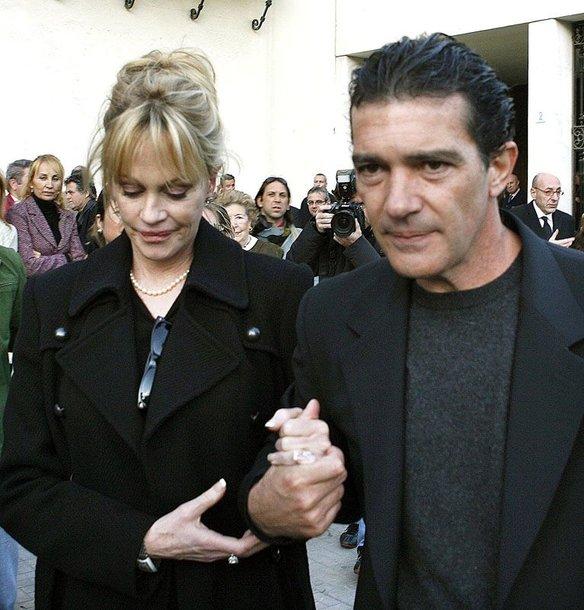 Foto naujienai: Antonio Banderasas neteko tėvo