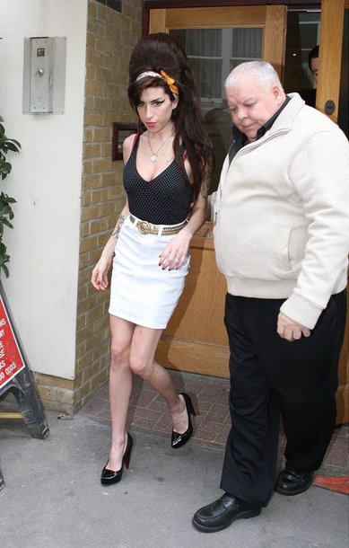 Foto naujienai: Amy Winehouse neišduota JAV viza