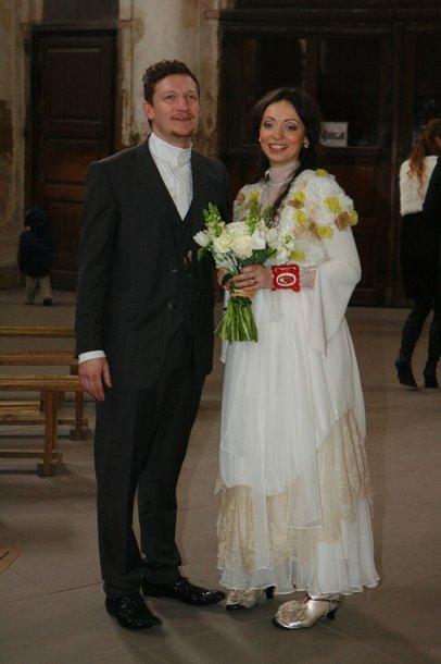 Foto naujienai: Šeštadienį ištekėjo dizainerė Daiva Urbonavičiūtė