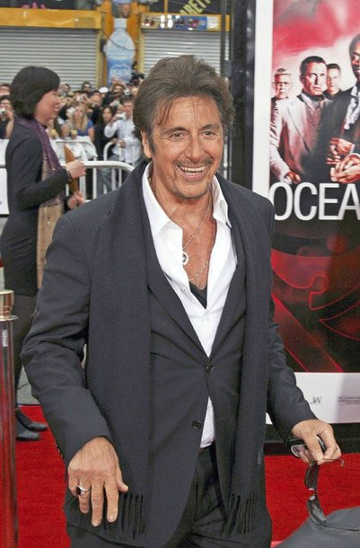 Foto naujienai: Alas Pacino  naujame filme apie Bondą?