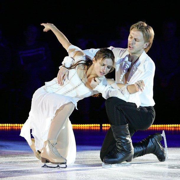 Foto naujienai: Margarita Drobiazko ir Povilas Vanagas kviečiami vaidinti