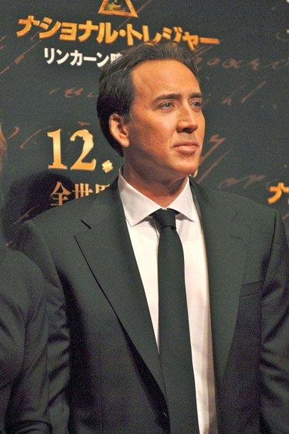 Foto naujienai: Jaunystėje Nicolaso Cage'as buvo įklimpęs į narkotikų liūną