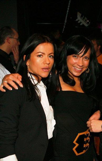 Foto naujienai: Aistė Pilvelytė ir Aida Žiliūtė. Draugės susipyko?