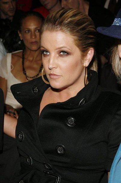 Foto naujienai: Lisa Marie Presley laukiasi