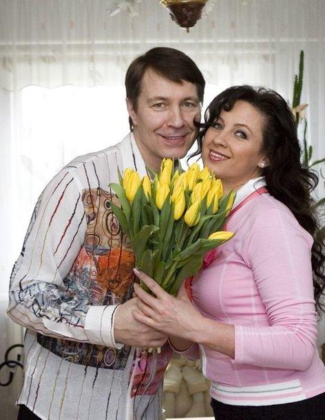Foto naujienai: Liveta ir Petras Kazlauskai nepamiršta kovo 8-osios