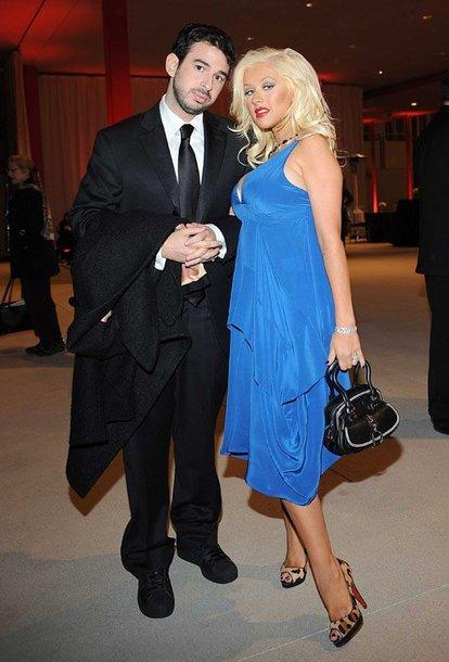 Foto naujienai: Christina Aguilera grįžta į darbą