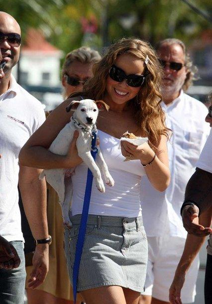 """Foto naujienai: Mariah Carey: """"apie save esu nekokios nuomonės"""""""