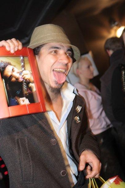 Foto naujienai: Viktoras Diawara atšventė trisdešimtmetį