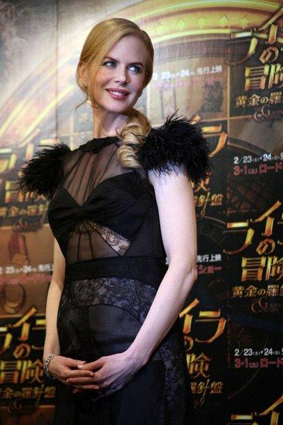 Foto naujienai: Nicole Kidman apie filmus vaikams