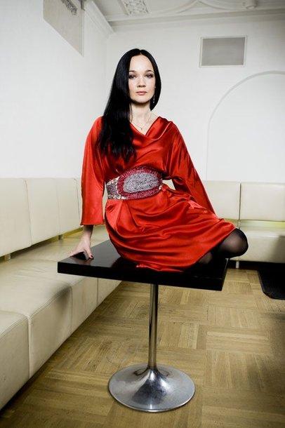 Foto naujienai: Žydrūnė Grigonytė: svajonė apie vestuvinę suknelę