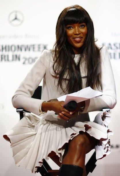 Foto naujienai: Naomi Campbell atlikta operacija