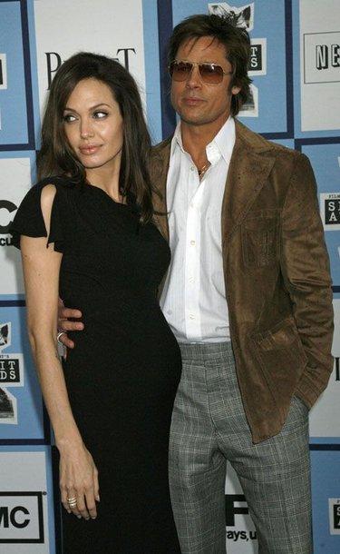 Foto naujienai: Angelina ir Bradas savo kūdikį augins Prancūzijoje