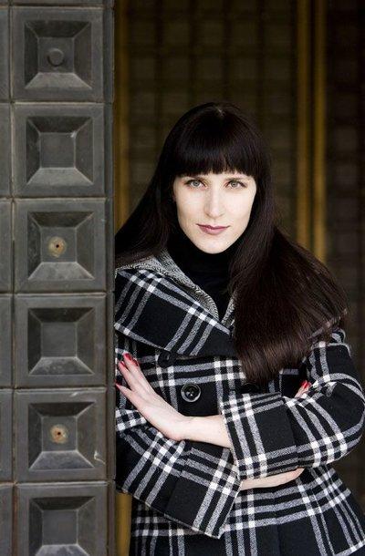 Foto naujienai: Ieva Prudnikovaitė: madų nesivaikau!