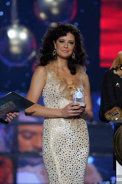 Foto naujienai: Giedrė Rusytė tik išlipus iš lovos atsidūrė scenoje