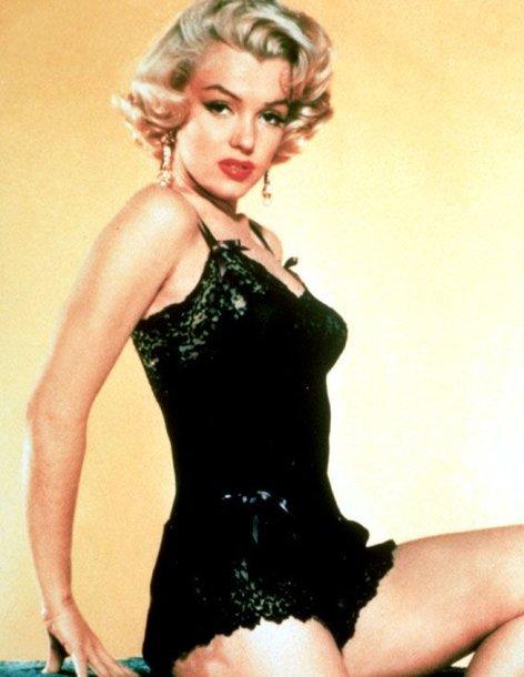 Foto naujienai: Marilyn Monroe paslaptis