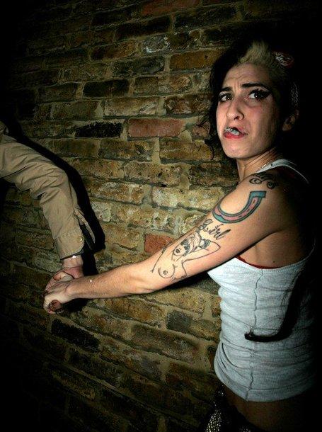 Foto naujienai: Amy Winehouse ir jos vidiniai demonai