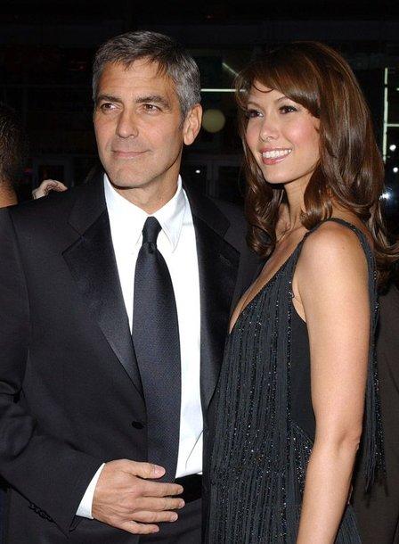 Foto naujienai: Kam George'ui Clooney reikalinga draugystė su Brangelina?